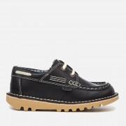 Kickers Zapatos Kickers Kick Boatee - Niño - Azul marino - UK 8 Infant/EU 25 - azul marino