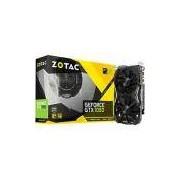 Placa de Vídeo VGA Nvidia Zotac Geforce GTX 1080 8GB Mini (Zt-p10800h-10p)