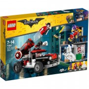 Lego The LEGO Batman Movie: Harley Quinn Cannonball Attack (70921)