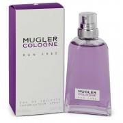 Thierry Mugler Run Free Eau De Toilette Spray (Unisex) 3.3 oz / 97.59 mL Men's Fragrances 547185