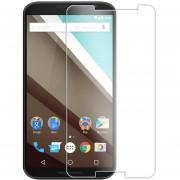Mica Glass Cristal Templado Motorola Nexus 6 Calidad 100%