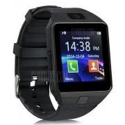 Digital Smart Watch Wristwatch Men Bluetooth Camera SIM Card SD Supported Black