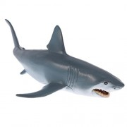 Segolike Realistic Blue Shark Model Figurine Action Figures Kids Educational Play Fun Toy Gift Collection