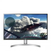 LG 27UK600-W 27 inch 4K Ultra HD IPS monitor