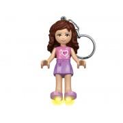 Lego Llavero con linterna de Olivia LEGO® Friends