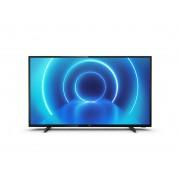 Televizor LED Philips 43PUS7505/12, 108 cm, 4K UHD, Smart TV, Dolby Atmos, Procesor Quad Core, Wi-Fi, CI+, Clasa energetica A, Negru