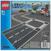 Lego City Sine Drepte - 7280