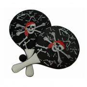 Beachball set piraten print