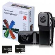 Camera video spion Mini DV Voice
