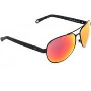 Fossil Aviator Sunglasses(Red, Yellow)
