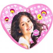 Perna inima, Soy Luna, roz