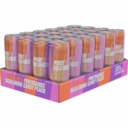 Pro Brands 24 x Pro Brands BCAA Drink Candy Edition, 330 ml, Candy Peach