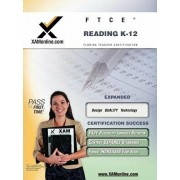 FTCE Reading K-12 Teacher Certification Test Prep Study Guide, Paperback/Sharon A. Wynne