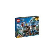 Lego City Bergpolitie Politiekantoor op de Berg - 60174