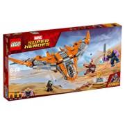 LEGO Super Heroes, Thanos: Batalia suprema 76107