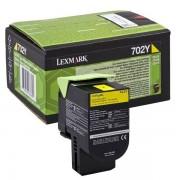 Lexmark 70C20Y0 - 702Y toner amarillo