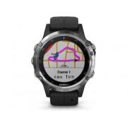 Garmin Reloj deportivo GARMIN Fénix 5 Plus (Bluetooth - 18 h de autonomía - Negro)