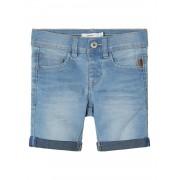 Name It Nmmsofus Dnmcartus 1312 Long Shorts: - jeans - Size: 80