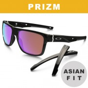 Oakley Asian Fit Crossrange Prizm Golf Sunglasses【ゴルフ ゴルフウェア>サングラス(Oakley)】