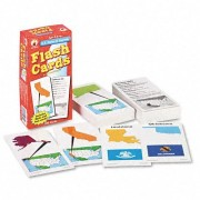 Carson Dellosa Publishing : U.S. States And Capitals Flash Cards, Two Sided, 6x3, 109/Pack : Sold As 2 Packs Of 109 / Total Of 218 Each