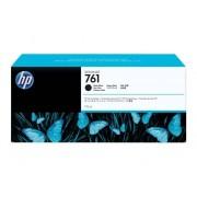 HP Cartucho de Tinta Original HP 761 de 775 ML CM997A Negro Mate para DesignJet T7100, T7200 Production Printer