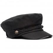 Cap Black Fisherman's - Accessoires