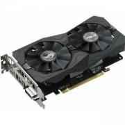 Видео карта ASUS ROG Strix Radeon RX 560 OC Edition 4GB GDDR5 Aura Sync ROG-STRIX-RX560-O4G-GAMING, ASUS-VC-RX560-STRIX-O4GD5-G