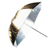 Linkstar Umbrella PUK-84GS Silver/Gold 100 cm (reversible)