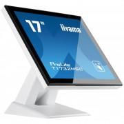 "Monitor touchscreen iiyama ProLite T1732MSC, 17"", PCAP, alb"
