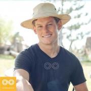 Rawganique Reincarnation Recycled Tarp Cowboy Hat RDB-700