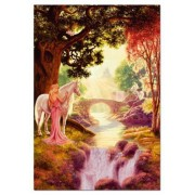 Educa Jigsaw Puzzle - Unicorn Valley - 1500 pieces