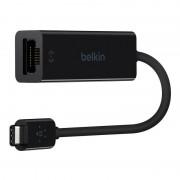 Belkin F2CU040btBLK Adaptador USB-C a Gigabit Ethernet