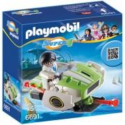 PLAYMOBIL - SUPER 4 - SKYJET (PM6691)