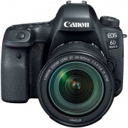 Canon EOS 6D MK II 26.2 MP + 24-105 IS STM