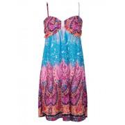 Fashionize Dress Beach Blue
