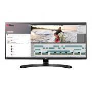 "LG ELECTRONICS LG 34UM88 34"" Ultra-Wide Quad HD LED Negro pantalla para PC"