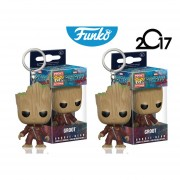 Set 2 Llaveros Groot Funko Pop Guardians Of The Galaxy ENVIO GRATIS