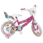 Bicicleta copii Toimsa Disney Princess 14 inch