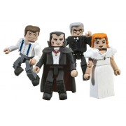Diamond Select Toys Universal Monsters Minimates: Dracula Box Set