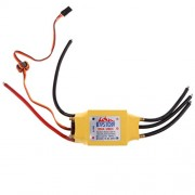 Phenovo 200A Speed Controller Brushless ESC UBEC for RC Model Boat W/ Water Cooler