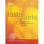 Video Delta Taste of the arts - Highlights from BBC - DVD