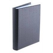 Durable Portadocumenti Nero Plastica, PP, per misura carta A4, 2409-01