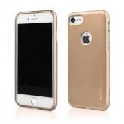 Husa Silicon Apple iPhone 6 iPhone 6s Gold Mercury i Jelly
