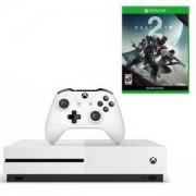 Конзола Xbox One S 500GB+Игра Destiny 2 - Standard Edition за Xbox One