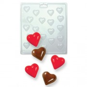 PME Candy Mould - Mini Hearts