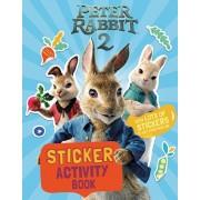 Peter Rabbit 2 Sticker Activity Book: Peter Rabbit 2: The Runaway, Paperback/Frederick Warne