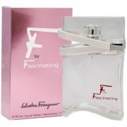 Salvatore ferragamo f for fascinating 90 ml eau de toilette edt profumo donna