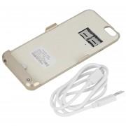 Funda para celular iphone 6/6s Plástico Dorado