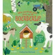 Wie verstopt zich daar op de boerderij? - Katharine McEwen