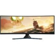 Monitor LED 43.4 Lenovo Legion Y44w-10 DWUXGA Negru